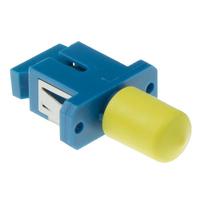 ACT EA1036 Adaptateurs de fibres optiques - Bleu, Jaune