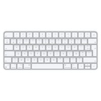 Apple Magic - AZERTY Toetsenbord - Aluminium, Wit