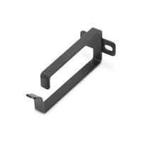 Digitus 2U cable management ring, 44x100 mm 10 pieces, color black (RAL 9005) - Zwart