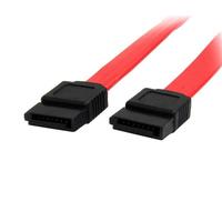 StarTech.com 45 cm SATA Serial ATA kabel - Rood