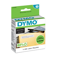 DYMO LW - Multi-Purpose Labels - 19 x 51 mm - S0722550 Etiket - Wit