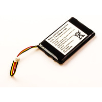 CoreParts 3.9Wh Remote Control Battery, Li-ion 3.7V 1050mAh - Zwart,Rood,Wit,Geel