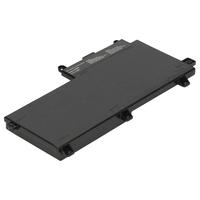 2-Power Main Battery Pack, 11.4V, 4210mAh Laptop reserve onderdelen - Zwart