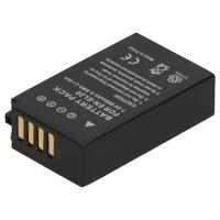 2-Power Digital Camera Battery 7.4v 800mAh - Noir