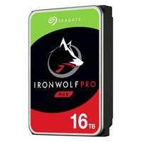 """Seagate IronWolf Pro 16TB, 3.5"""", SATA 6Gb/s Interne harde schijf"""