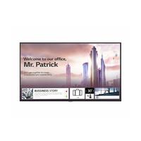 """LG 49"""", 3,840 × 2,160 (UHD), IPS, 8ms, HDMI, RJ45(LAN), RS232C, 95W Public Display - Zwart"""