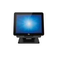 Elo Touch Solution E-Series 15X2 All-in-one pc - Zwart