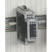 Black Box RS-232 to RS-422/RS-485 DIN Rail Converter with Opto-Isolation Seriële .....