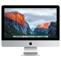 """Apple iMac 21.5"""" All-in-one pc - Zilver"""