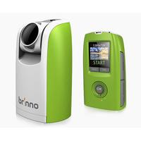 Brinno 1.3MP, CMOS, 1280x 720, SD - Groen, Wit