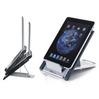 Newstar iPad/notebook standaard Laptop steun - Zilver