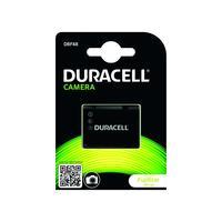Duracell Digital Camera Battery 3.6V 975mAh replaces Fujifilm NP-48 Battery - Noir