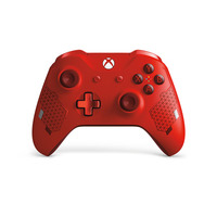 Microsoft Xbox Wireless Controller Contrôleur de jeu - Rouge
