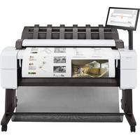 HP Designjet T2600 Grootformaat printer - Zwart,Blauw,Grijs,Magenta,Geel