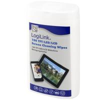 LogiLink TFT, LCD and Plasma Cleaning Cloths Reinigingskit