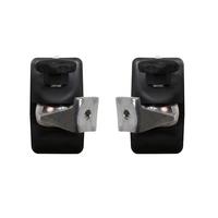 B-Tech BT332 Support de haut-parleurs - Noir