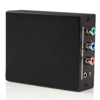 StarTech.com Component naar HDMI Video Converter met Audio Videoconverter - Zwart