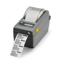 Zebra ZD410 Labelprinter - Grijs