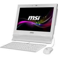 MSI Wind Top AP1622ET-050XDE All-in-one pc - Wit