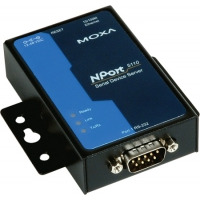 Moxa Nport 5110 1 Port Convertisseur réseau média