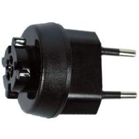 Acer Plug for AC Adapter EU Cordon d'alimentation - Noir
