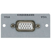 Kindermann 7444000401 - Zilver