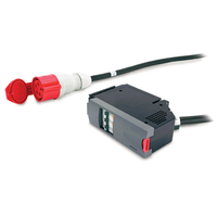 APC IT Power Distribution Module 3 Pole 5 Wire 32A IEC309 620cm Energiedistributie