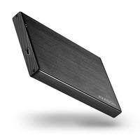 """Axagon EE25-XA USB 2.0 ALINE box, SATA, 2.5"""" HDD / SSD Behuizing - Zwart"""