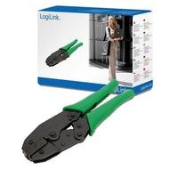 LogiLink Crimpzange Hirose 8P8C Metall Pince et coupe câbles - Noir
