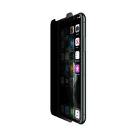 Belkin Screenforce Invisiglass Ultra Privacy ScreenProtector - iPhone 11 Pro / X / Xs Schermbeschermer - Zwart