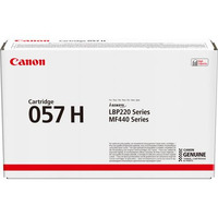 Canon 057H Toner  - Noir