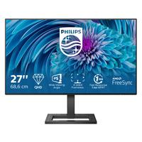 """Philips LCD QHD 27"""" Moniteur - Noir"""