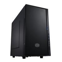 Cooler Master Silent Silencio 352 Boîtier d'ordinateur - Noir