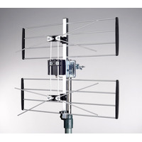 Maximum UHF2 Antenne - Noir,Argent