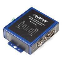 Black Box ICD201A Seriële coverters/repeaters/isolatoren - Zwart, Blauw