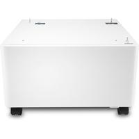 HP Socle pour imprimante LaserJet Meuble d'imprimante - Blanc