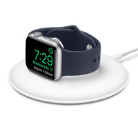 Apple Watch Magnetic Charging Dock Chargeur - Blanc