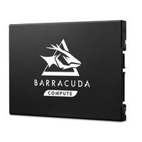 "Seagate BarraCuda 240GB, 2.5"", SATA III, QLC 3D NAND, 550 / 450 MB/s SSD"