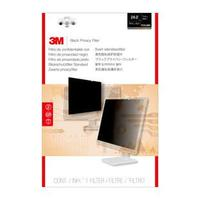 "3M Privacy Filter for Widescreen Desktop LCD Monitor 60.96 cm (24.0"") Schermfilter - Transparant"