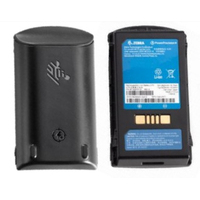 Zebra Lithium Ion battery, 5200 mAh - Zwart