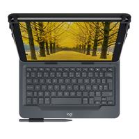 Logitech Universal Folio avec clavier intégré pour les tablettes Apple, Android et Windows 9 à 10 pouces - .....