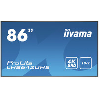 Iiyama Prolite LH8642UHS-B1 Public Display