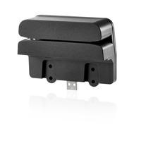 HP Dual-head MSR, 115g Kaartlezer - Zwart