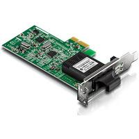 Trendnet IEEE 802.3u/x, IEEE802.1Q/p, 200Mbps, PCI-E, 40g Netwerkkaart