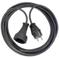 Brennenstuhl BN-EXT02 Cordon d'alimentation - Noir