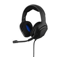 The G-Lab Cobalt Gaming Headset - Black (PS5/PS4/Xbox Series X/Xbox One/PC) Koptelefoons