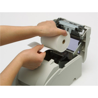 Epson TM-U220PD POS/mobiele printer - Zwart