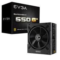 EVGA SuperNOVA 650 G1+ Unités d'alimentation d'énergie - Noir