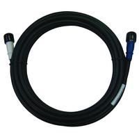 Zyxel LMR-400 Antenna cable 9 m Câble coaxial - Noir