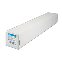 HP 594 mm x 45.7 m, 90 g/m², Mat Papier